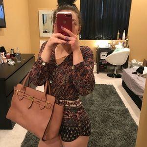 Mimi chica floral romper